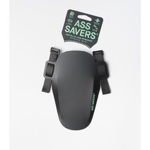 Ass Saver Fender Mudder Mini Black