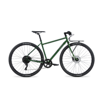Bombtrack 2020 Arise Geared 700C S/49 Gloss Metallic Green