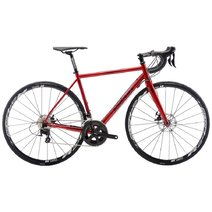 Bombtrack 2017 Tempest Disc X-Small Metallic Red