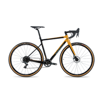Bombtrack 2020 Tension C 700C S/52 Gloss Black/Tanger Yellow
