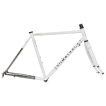 Bombtrack 2016 Audax Small Metallic White Frameset