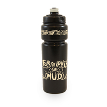Bombtrack Bottle For The Love Of Mud 750ml Black