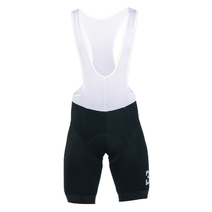 Bombtrack Kong Bib-shorts Black/Grey Small