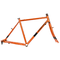 Bombtrack 2016 Arise Medium Metallic Orange Frameset