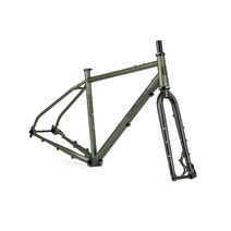Bombtrack 2019 Beyond Frame L/52 Matt Metallic Green