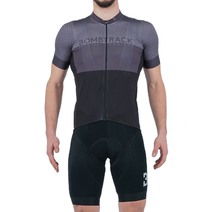 Bombtrack Jersey Kong Black/Grey