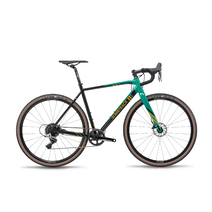 Bombtrack 2019 Tension 2 Frame L/56 Black/Forest Green