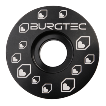 Burgtec Stem Top Cap Burgtec Black