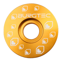 Burgtec Stem Top Cap Burgtec Bullion Gold