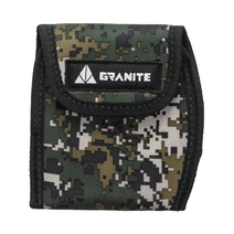 Granite Design Pita Pedal Cover Small (Upto 85x100mm) Green Camo