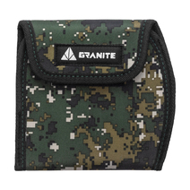 Granite Design Pita Pedal Cover Large (Upto 115x115mm) Green Camo