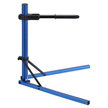Granite Design Hex Bike Stand incl. Shimano M20 Adaptor & Carry Bag Blue