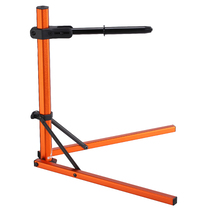 Granite Design Hex Bike Stand incl. Shimano M20 Adaptor & Carry Bag Orange
