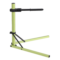 Granite Design Hex Bike Stand incl. Shimano M20 Adaptor & Carry Bag Green