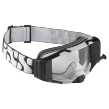 iXS Goggles Trigger+ Frame:White Lens:Roll-Off