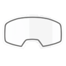 iXS Goggles Lens Double Clear