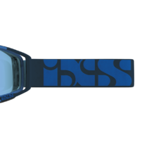 iXS Goggles 45mm Strap & Outrigger Kit Trigger Night Blue
