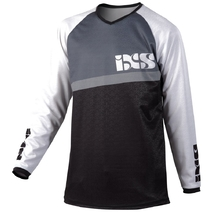 iXS Pivot 6.1 Jersey Youth Large White