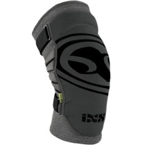 iXS Carve EVO+ Knee Pads Grey Large