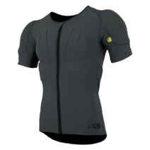 iXS Carve Upper Body Protective Jersey Grey Small/Medium