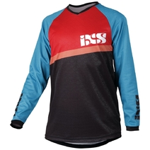 iXS Pivot 6.1 Jersey Youth Small Petrol