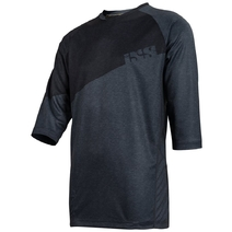 iXS Vibe 6.1 Jersey Medium Black/Graphite