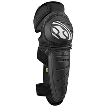 iXS Mallet Knee/Shin Pads X-Large Black