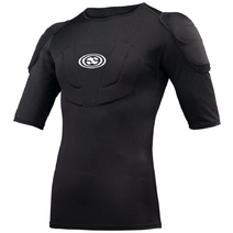 iXS Hack Upper Body Protective Jersey Small Black