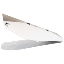Mucky Nutz Fat Gut Fender White