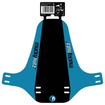 Mucky Nutz Face Fender Black/Blue
