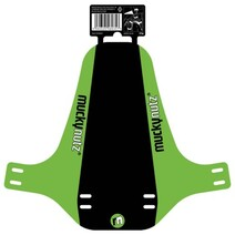 Mucky Nutz Face Fender Black/Green