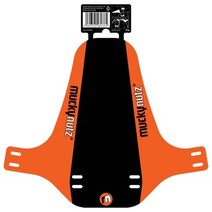 Mucky Nutz Face Fender Black/Orange