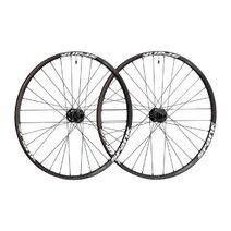 Spank 350 Vibrocore Boost Front Wheel 27.5in 32H Black