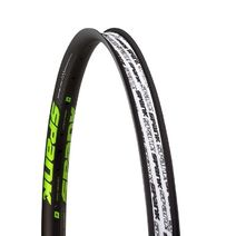Spank 350 Rim 27.5in 32H Black/Green