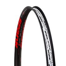 Spank 350 Vibrocore Rim 29in 32H Black/Red