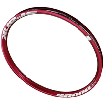 Spank Spoon 28-20 Rim 20in 32H Red