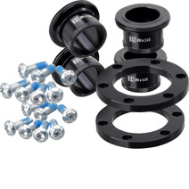 Spank Hex 32 Diameter Boost Front Hub 20x110 Conversion Kit