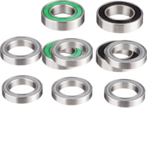 Spank Hex Rear Hub XD/XDR Replacement Bearing Kit