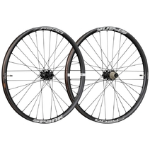 Spank Oozy Trail 345 Wheelset 29in 100x15/110x20 QR/142x12 Black