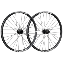 Spank Spike Race 33 Wheelset 26in 110x20 150x12 Black