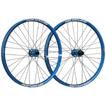 Spank Spike Race 33 Wheelset 27.5in 110x20 150x12 Blue
