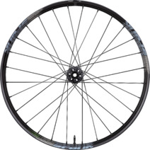 Spank Flare 24 Vibrocore Front Wheel 700C/29in 28H Black