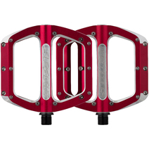 Spank Spoon 110 Pedals Large Red