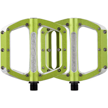 Spank Spoon 110 Pedals Large Green