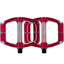 Spank Spoon 90 Pedals Small Red