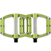 Spank Spoon 90 Pedals Small Green