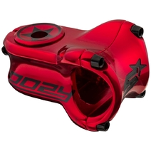 Spank Oozy Trail Stem Length:50mm Red/Black