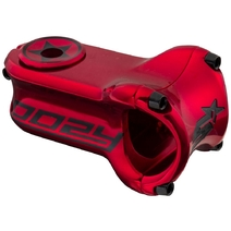 Spank Oozy Trail Stem Length:65mm Red/Black