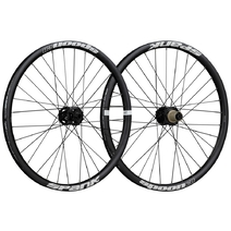 Spank Spoon 28-20 Wheelset 20in 100x15 QR/142x12 Black