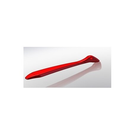 KS Part P3907-7 - Integrated Lever Red (D/S<2015))